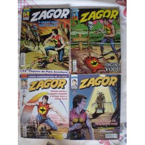 Zagor! Editoras Record E Mythos! R$ 15,00 Cada!