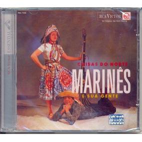 Cd Marinês E Sua Gente - Coisas Do Norte- 1963 - Lacrado