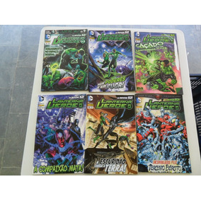 Lanterna Verde! Vários! Os Novos 52! R$ 15,00 Cada!