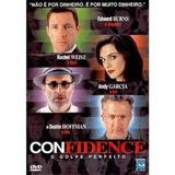 Confidence-o Golpe Perfeito Dvd
