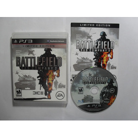 Battlefield Bad Company 2 - Playstation 3 Americano Completo