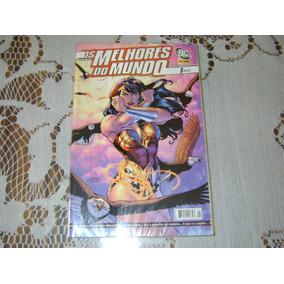 Revista Em Quadrinhos Os Melhores Do Mundo Nº 1