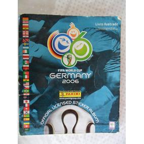Fifa Word Cup Germany 2006! Faltam 46 Figurinhas De 596!