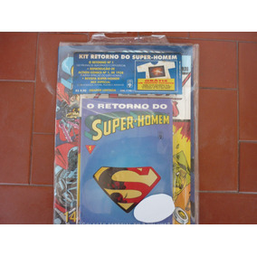Kit Retorno Do Super Homem + Parte 2 E 3