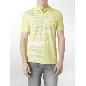 Camisa Polo Calvin Klein Masculina Branca E Preta - Calçados f6564418465f0