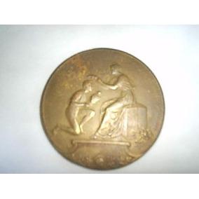 Medalha Bronze Exposição Internacional Rio De Janeiro 1922/