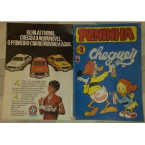Gibi Peninha Nº 1 Editora Abril 1982