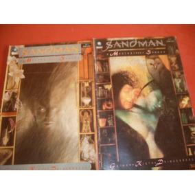 9 Revistas Sandman Para Colecionadores