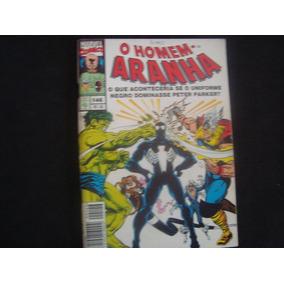 Formatinho Abril Edição Colecionador Homem Aranha 1989 Nº146