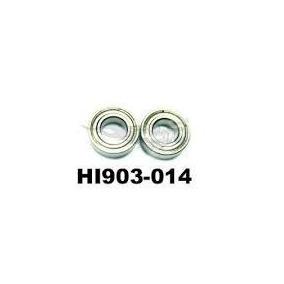 Himoto 903-014 - Ball Bearing Ø6 X Ø12 X 4 (2p)