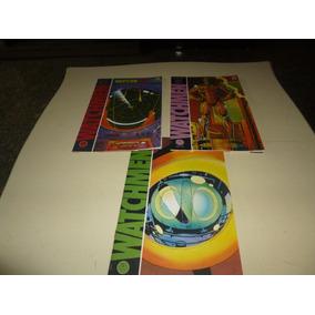 Watchmen Nº 7,8,10 Ed. Abril/1999 -a. Moore/banca, 14,00/cad