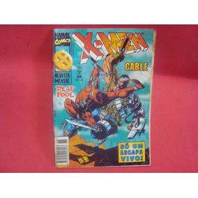 Formatinho Edição Colecionador Marvel Dc 1989 X - Men Nº 88