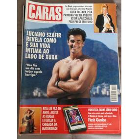 # Caras No. 223 Fevereiro 1998 Luciano Szafir Capa Xuxa