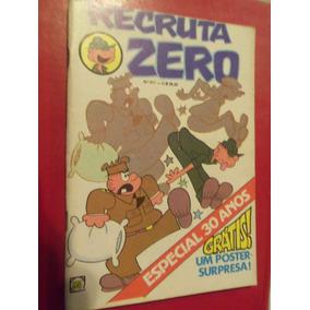 Gibi Quadrinhos Recruta Zero No 217 Setembro 1980 - P6