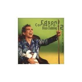 Cd - Edson Cordeiro