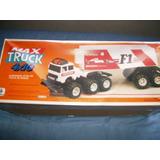 Max Truck 4x10-plastilindo-suspenção Ativa Em Todas As Rodas
