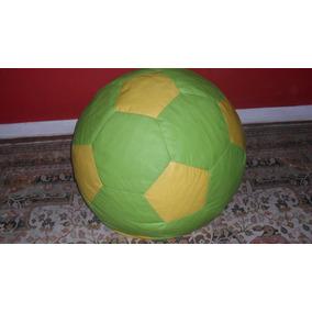 01714aa298 Puff Bola Futebol Grande - Puff no Mercado Livre Brasil