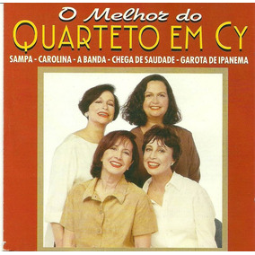 Quarteto Em Cy O Melhor Do Quarteto Em Cy