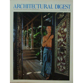 Revista Architectural Digest September 1992 David Bowie