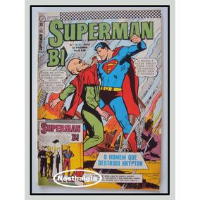 Superman-bi - N. 30 - Ebal - Anos 70 - F(802)