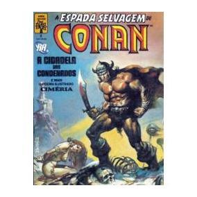 A Espada Selvagem De Conan Numero 2