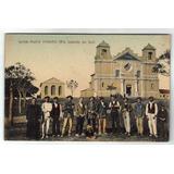Cartão Postal - Igreja De Viamão/rs (raro) -1ª. Déc. Séc. Xx
