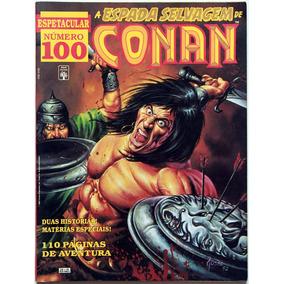 A Espada Selvagem De Conan Nº 100