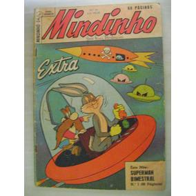 Mindinho (extra) N.54 Março 65 Ebal