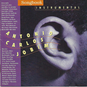 Antonio Carlos Jobim Songbook Instrumental - Duplo