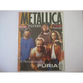 Revista Coleção Show Mix Metallica - Lacrado