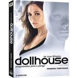 Dollhouse - A 1ª Temporada- 4 Dvds Box Lacrado