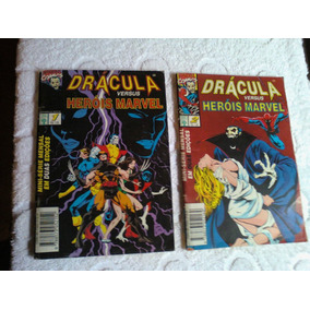 Dracula Vs Herois Marvel