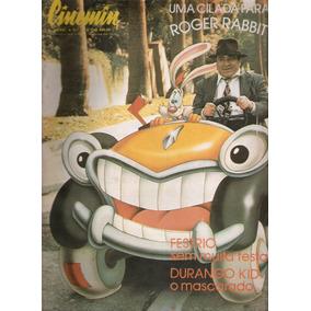 Revista Cinemin Nº 49- Dezembro De 1988 - Roger Rabbit
