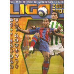 Álbum Panini Liga Da Espanha 2005/2006 Faltando 68 Figuras
