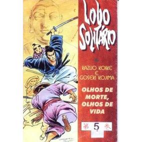 Lobo Solitário Nº 5 - Nova Sampa - 4ª Série - 1996