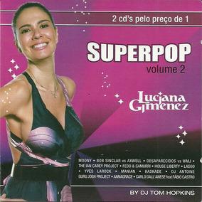 cd superpop luciana gimenez 2009