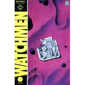 Watchmen Nº 4 - Alan Moore - Ed. Abril - 1999