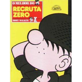 O Melhor Do Recruta Zero - Mort Walker - 1987