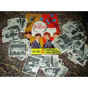 Figurinhas Avulsas Do Album Beatles Bruguera Pergunte Antes