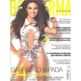 Revista Boa Forma: Isis Valverde !! Agosto 2012