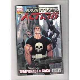 Revistas Marvel Action N. 23-24-25 - Demolidor - C. Da Lua