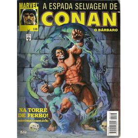 118 Revista Hqs 1994- Rvt- A Espada Selvagem De Conan- 116