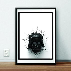 Poster Darth Vader - 40% Off Inauguração Posterstudio