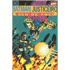 Batman X Justiceiro: Lago De Fogo