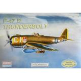 P47 Thunderbolt Academy 1/48 Fab E Decal Fcm Tipo Kit Revell