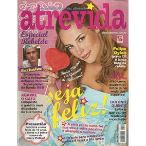Revista Teen Atrevida 139 - Simbolo - Bonellihq Cx347 F18