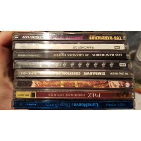 Cd Originales Rock Nacional Varios Artistas