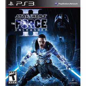 Star Wars The Force Unleashed 2 Para Ps3 Black Label