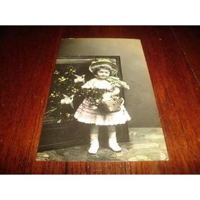 Cartão Postal Antigo - 1911