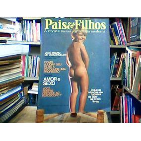 Revista Pais & Filhos - Ano 3, Nº. 01 - Novembro De 1970